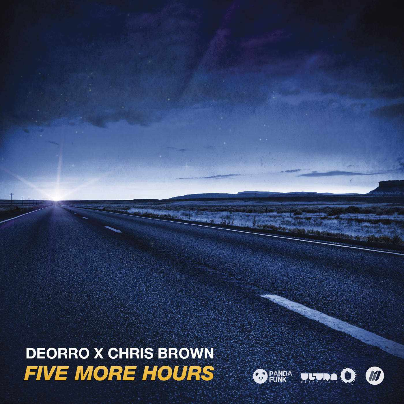 Five More Hours - Chris Brown & Deorro
