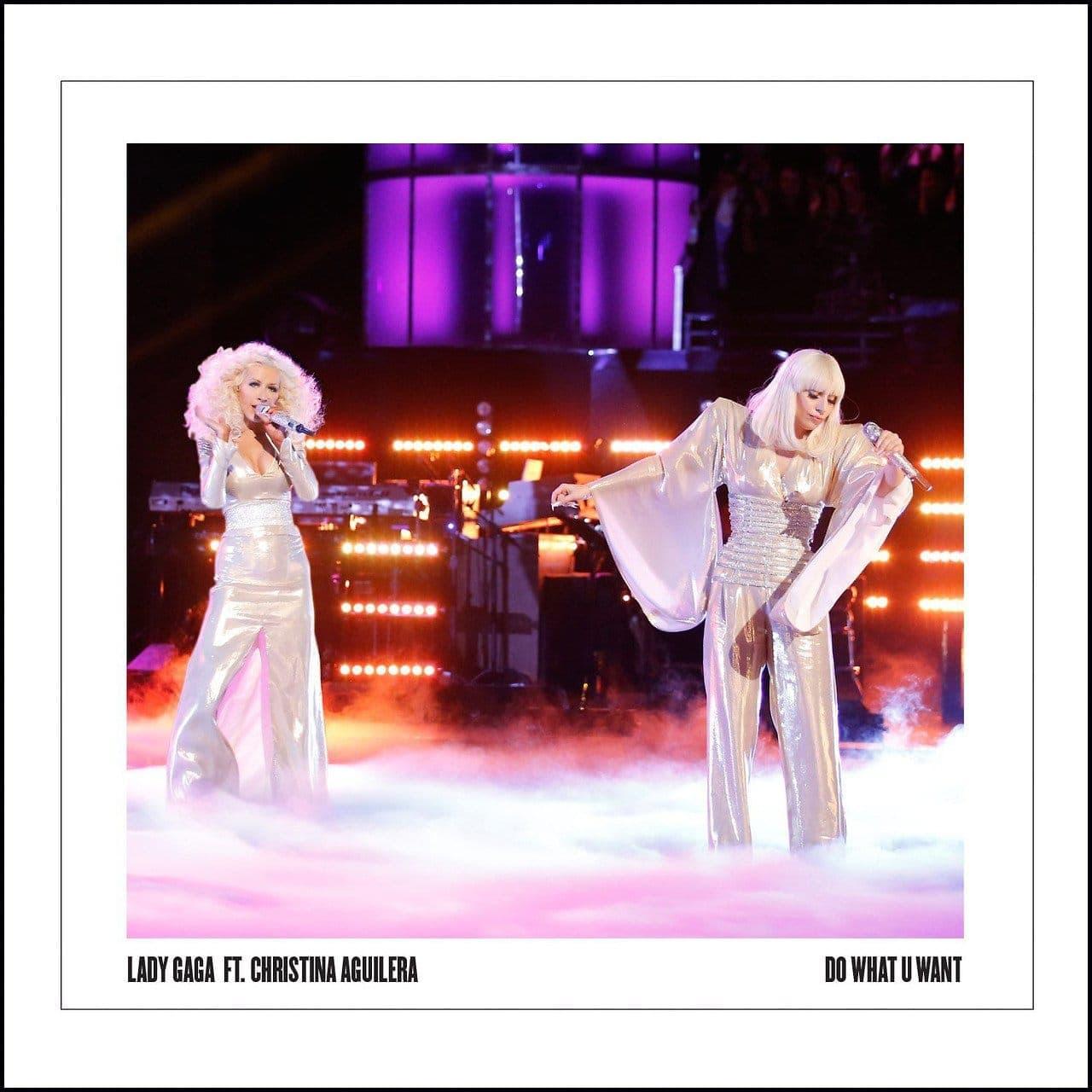 Do What U Want (feat. Christina Aguilera) - Lady Gaga