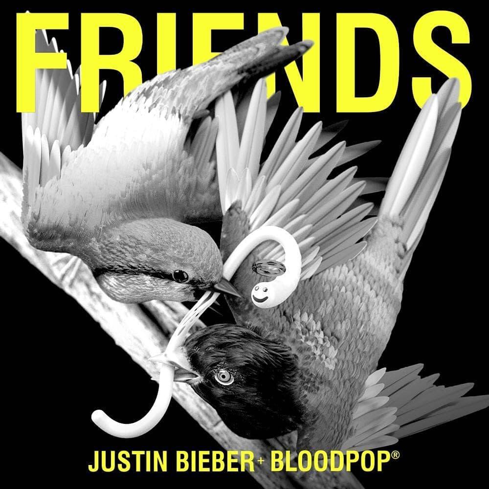 Friends (Ft BloodPop) - Justin Bieber