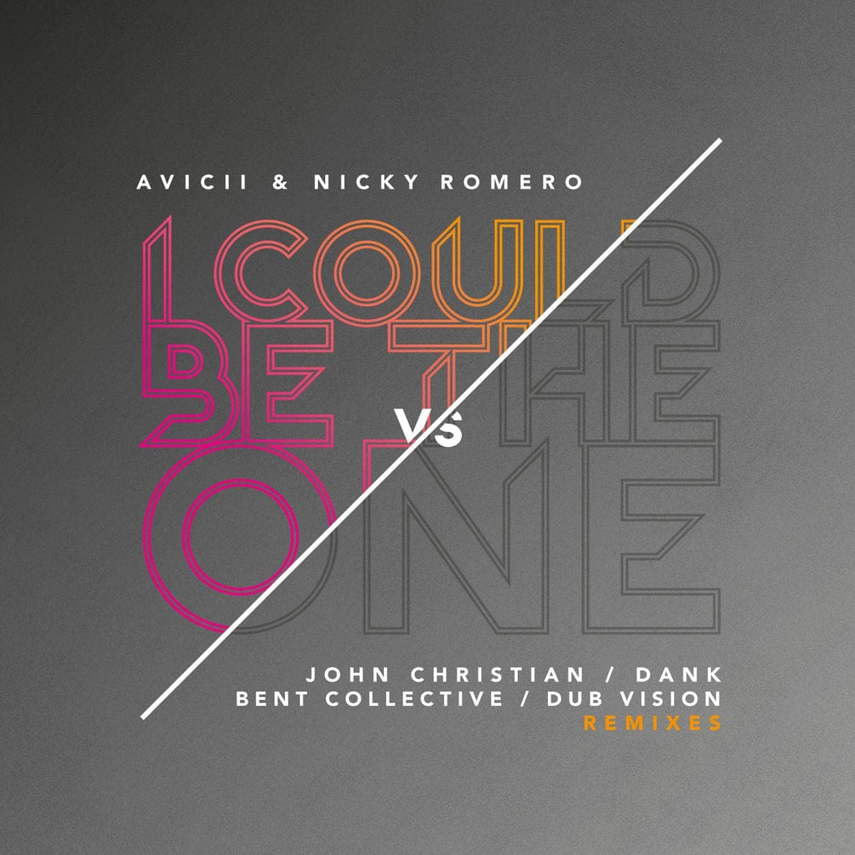 I Could Be The One (Feat. Nicky Romero) - Avicii