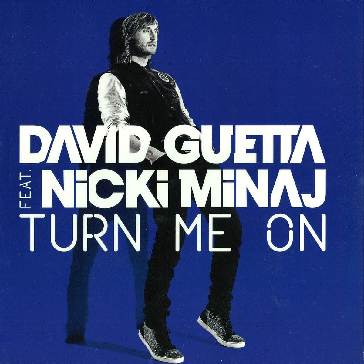 Turn Me On (feat. Nicki Minaj) - David Guetta