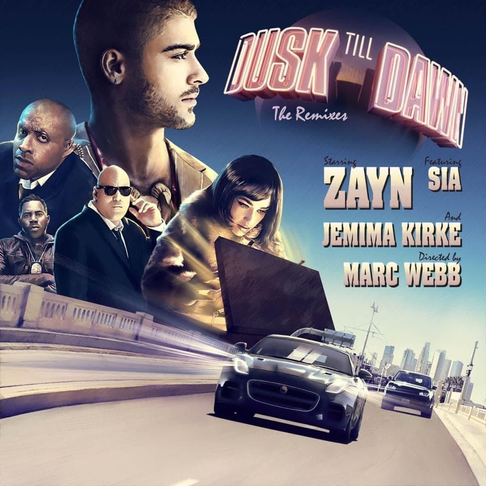 Dusk Till Dawn - Zayn & Sia