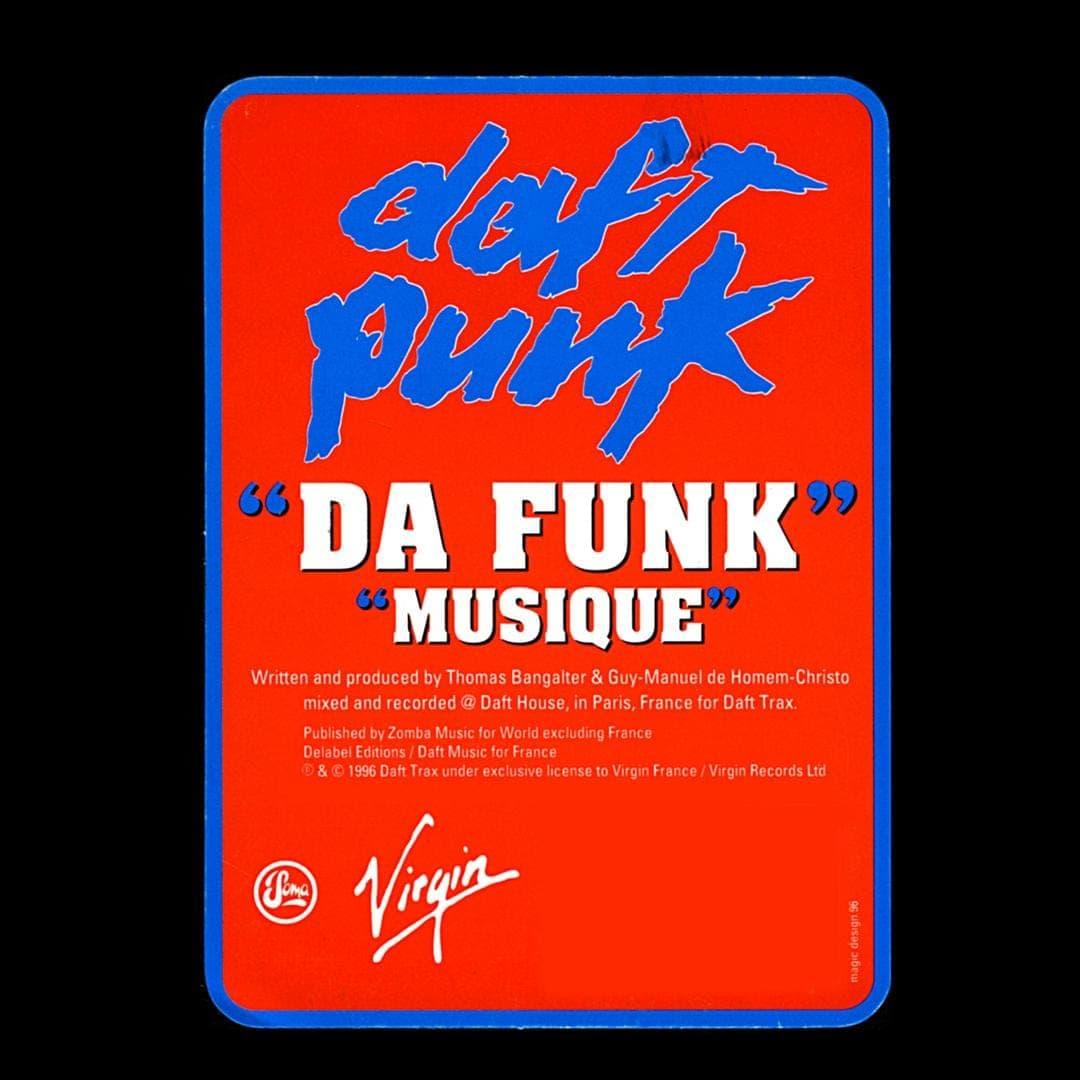 Da Funk - Daft Punk