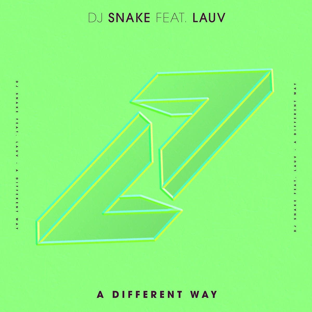 A Different Way - DJ Snake
