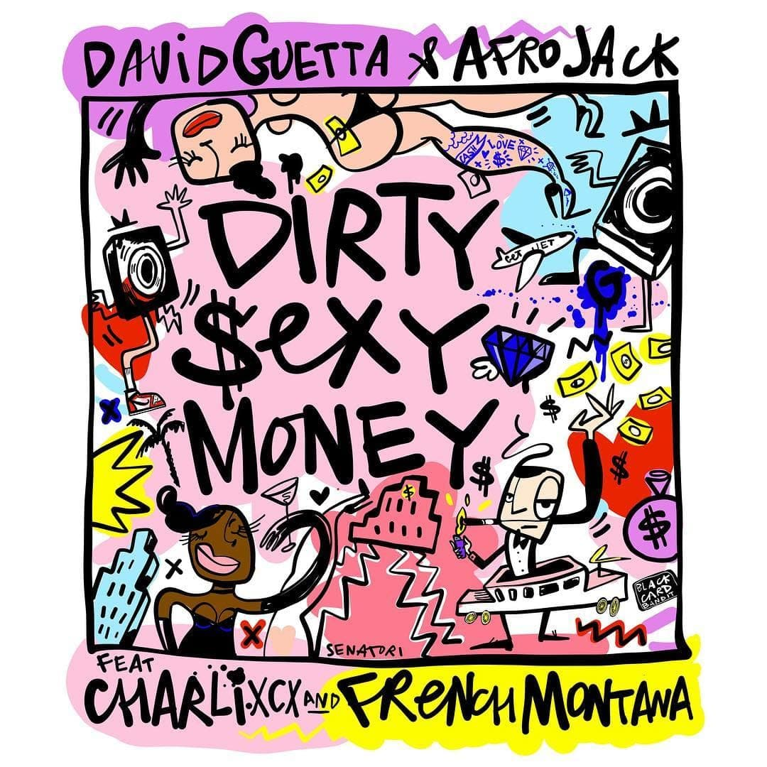 Dirty Sexy Money (feat. Charli XCX & French Montana) - David Guetta & Afrojack