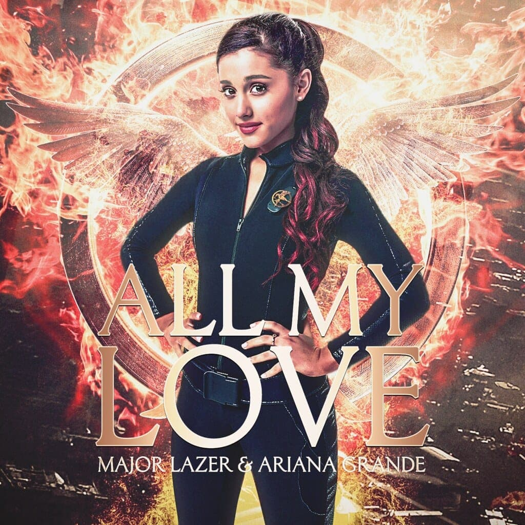 All My Love - Ariana Grande