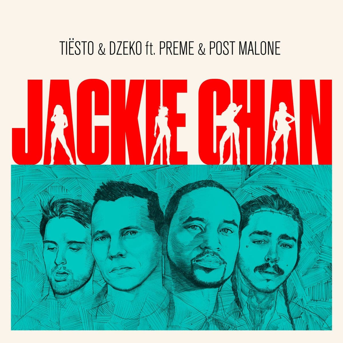 Jackie Chan - Tiësto & Post Malone