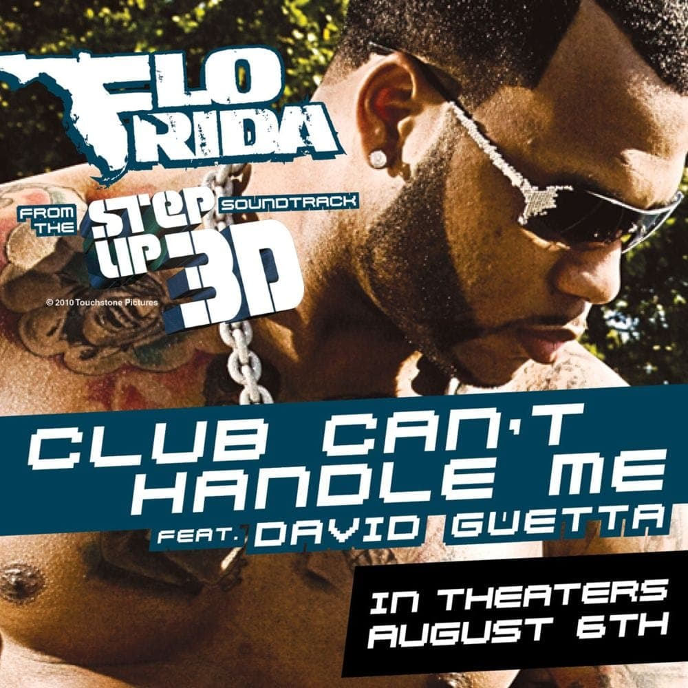 Club can't handle me - Flo Rida & David Guetta