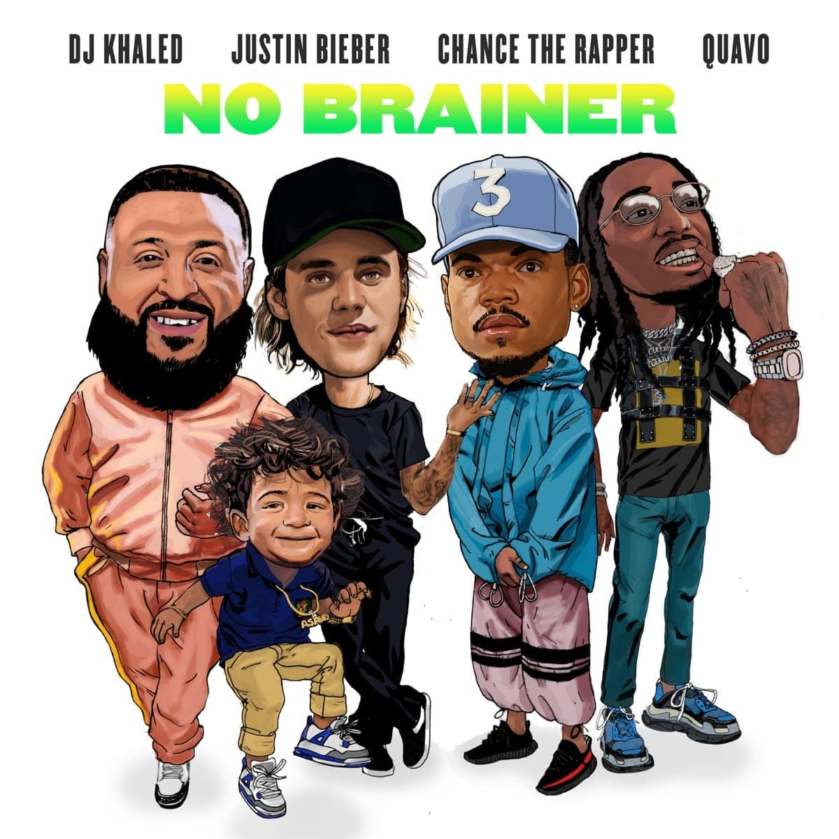 No Brainer - DJ Khaled & Justin Bieber