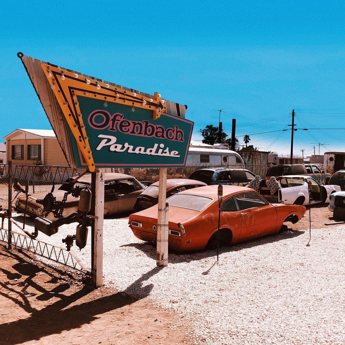 Paradise (feat. Benjamin Ingrosso) - Ofenbach