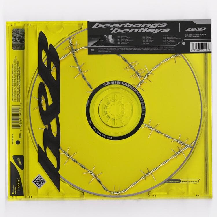 Ball For Me - Post Malone & Nicki Minaj