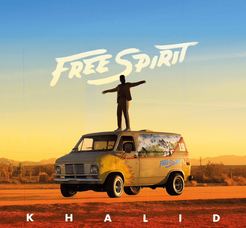 Saturday Nights (Ft. Kane Brown) - Khalid