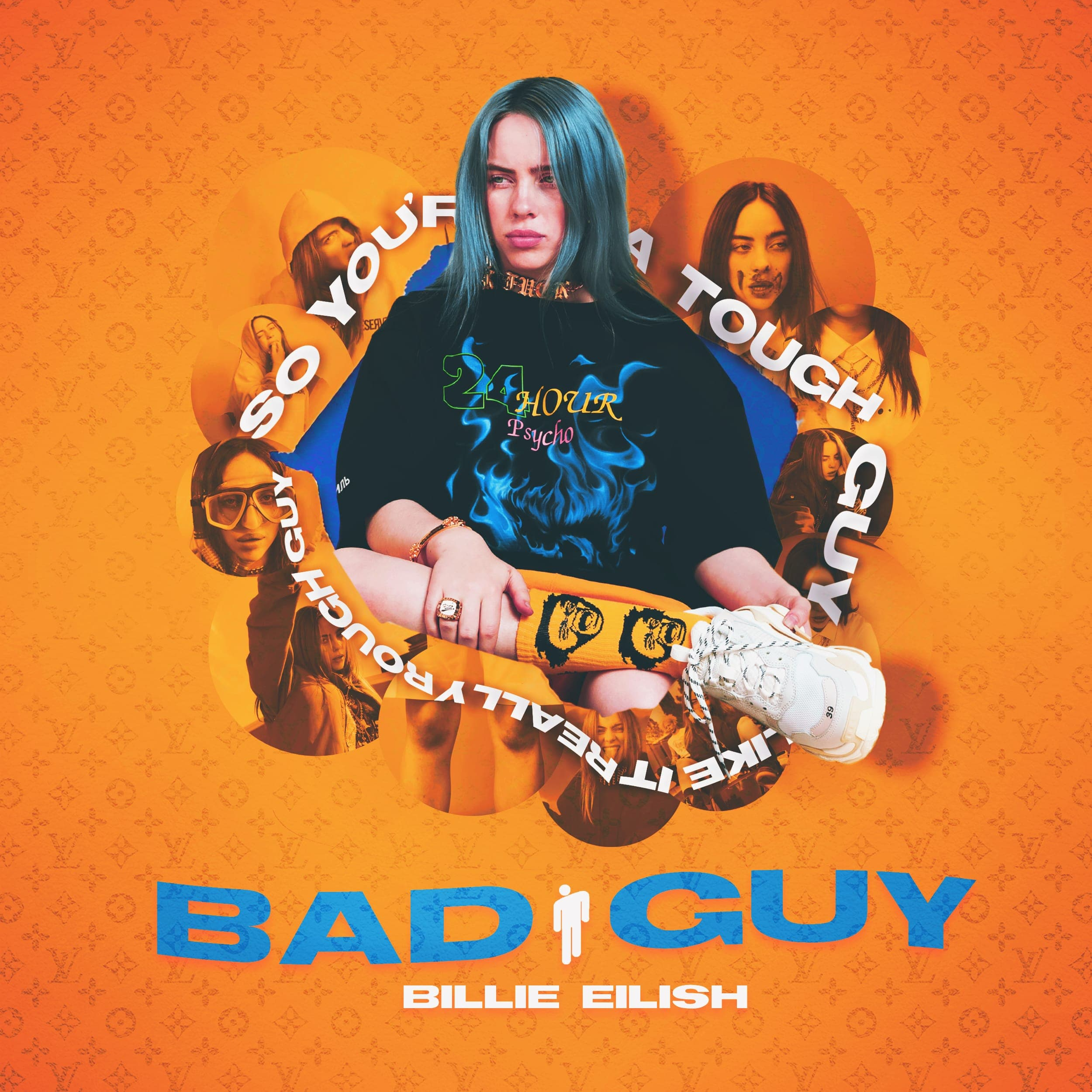 Bad guy - Billie Eilish & Justin Bieber