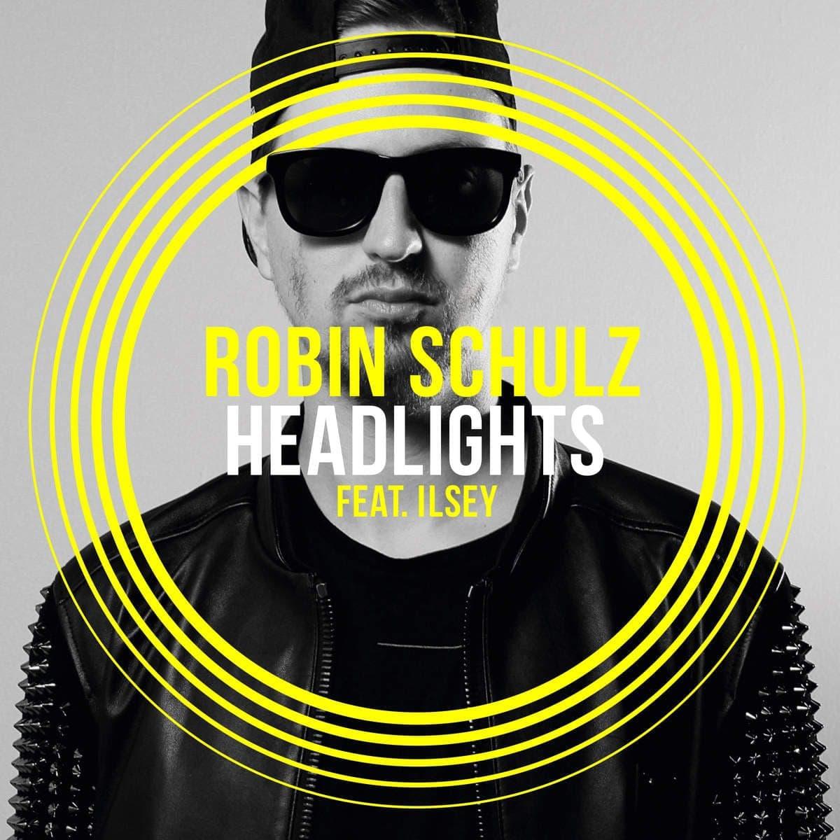 Headlights (feat. Isley) - Robin Schulz