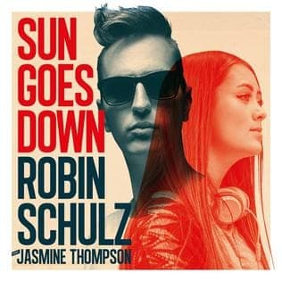 Sun Goes Down (feat. Jasmine Thompson) - Robin Schulz