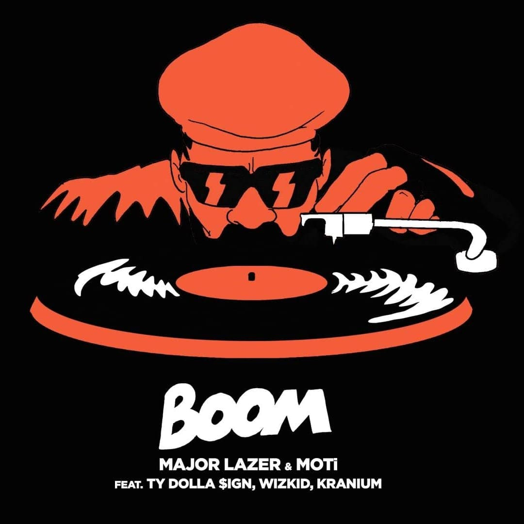 Boom - Major Lazer