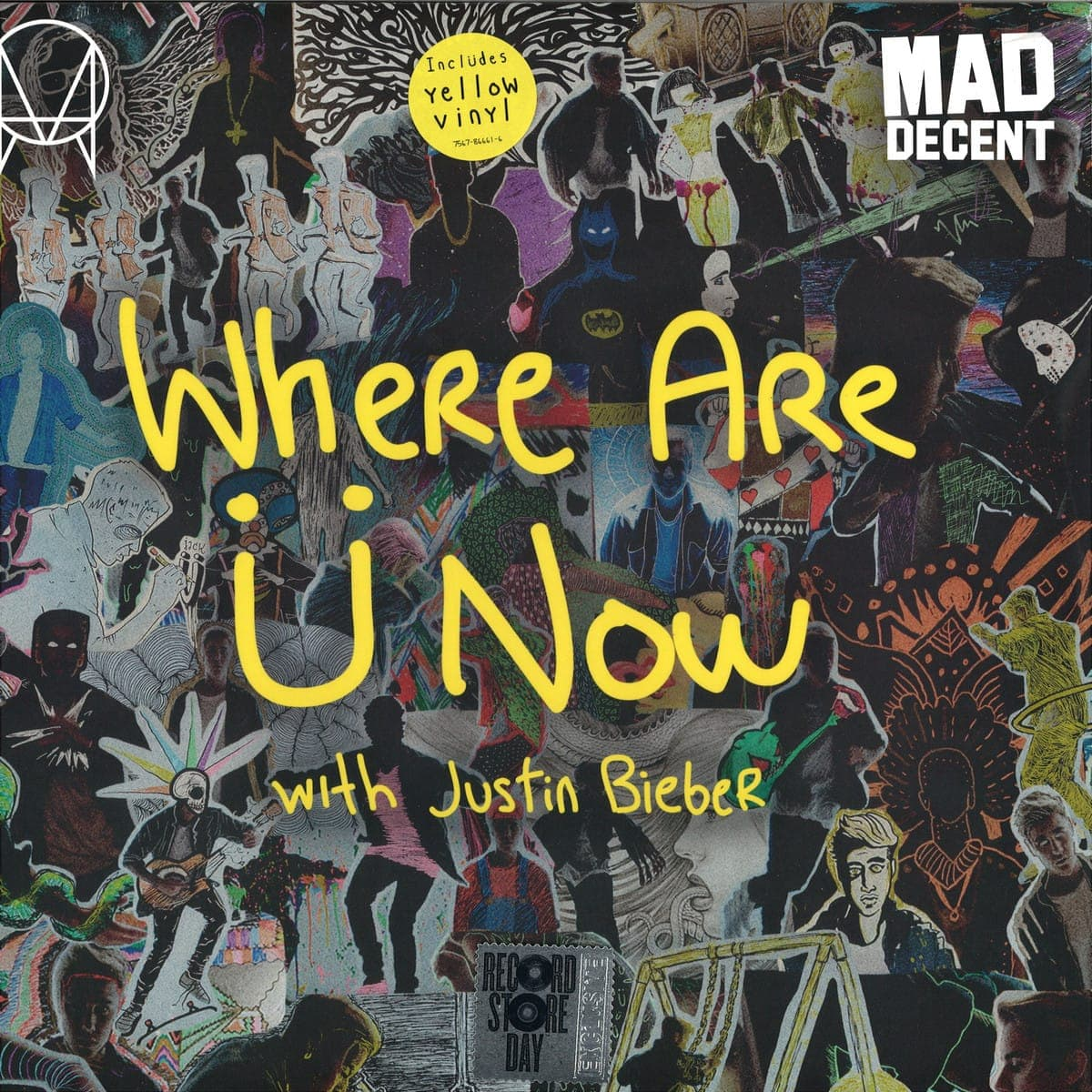 Where Are ü Now (with Justin Bieber) - Skrillex & Diplo